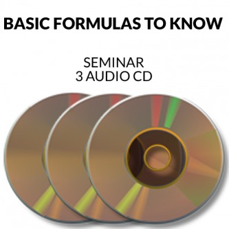 Basic Formulas to Know Audio