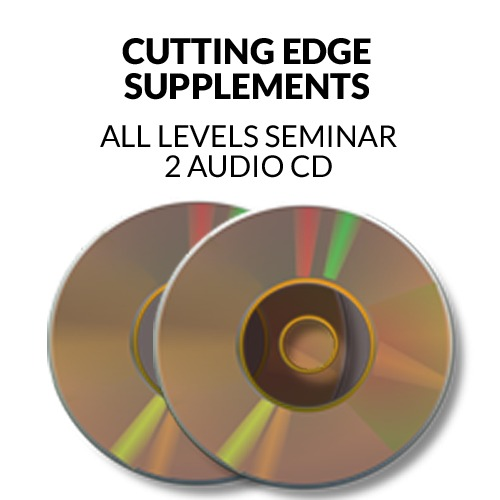 Cutting Edge Supplements