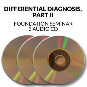 Differential Diagnosis Part 2