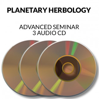 Planetary Herbology Audio CD