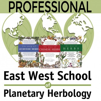 Professional Herbalist Course Books