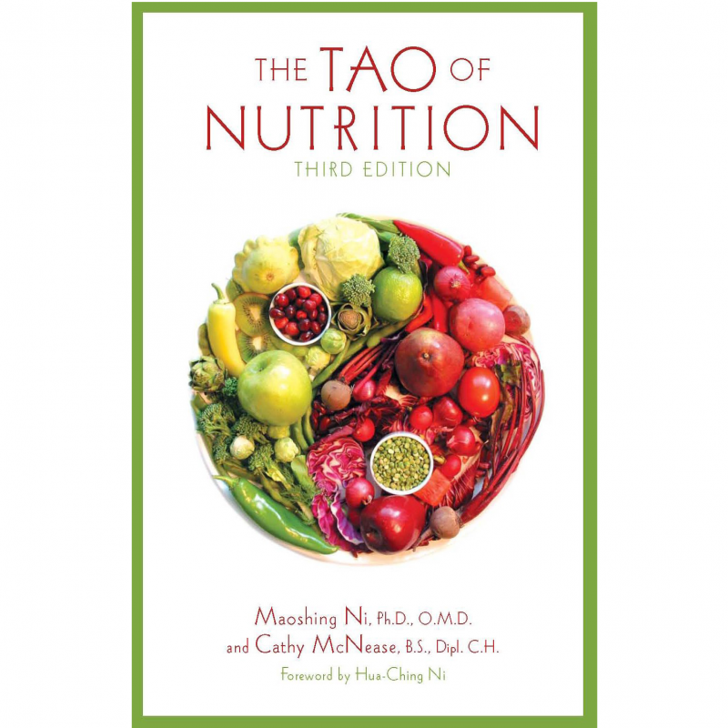 The Tao of Nutrtion Book