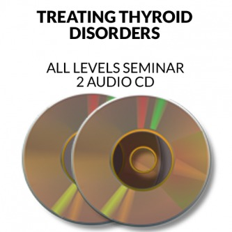 Treating Thyroid Disorders Audio CD