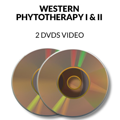 Western Phytotherapy I & II, DVD