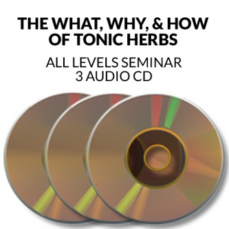 The What, Why & How of Tonic Herbs