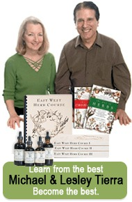 Learn Herbs with Michael and Lesley Tierra