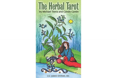 The Herbal Tarot by Michael Tierra and Candis Cantin