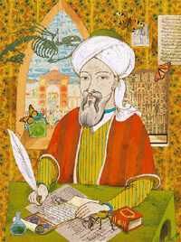 Ibn Sina (lat. Avicenna) was an Iranian/Persian philosopher and scientist.