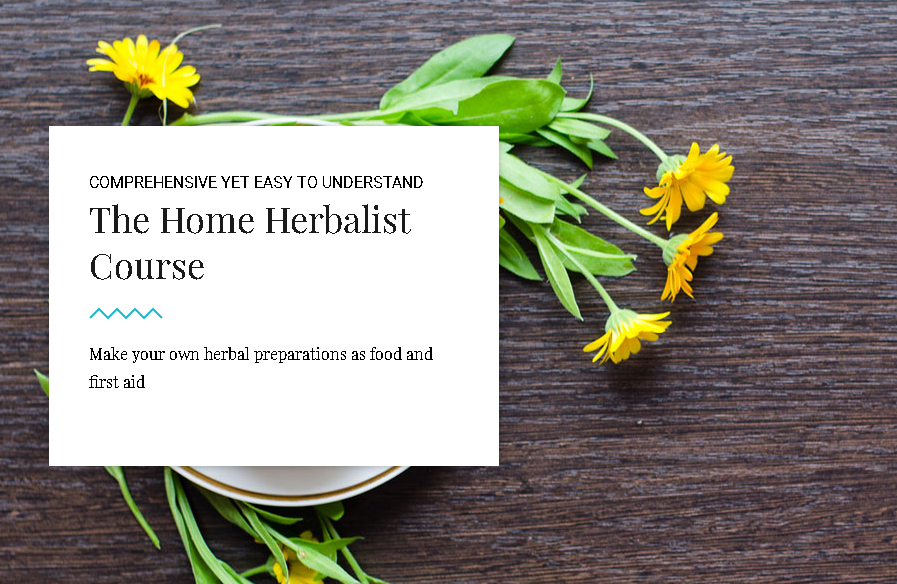 Easy and comprehensive herb course