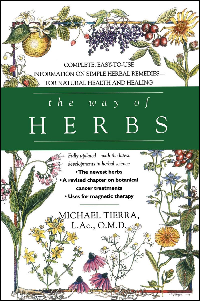 The Way of Herbs by Michael Tierra