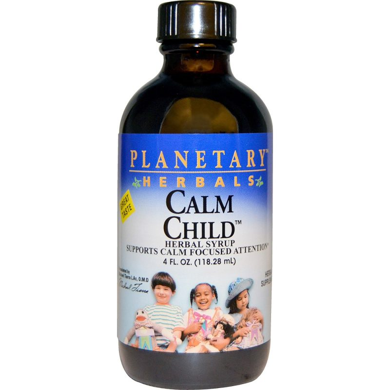 Calm Child Syrup 4 Fl. Oz.