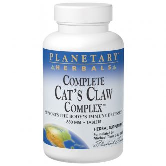 Complete Cat's Claw Complex 880mg 90 Tablets