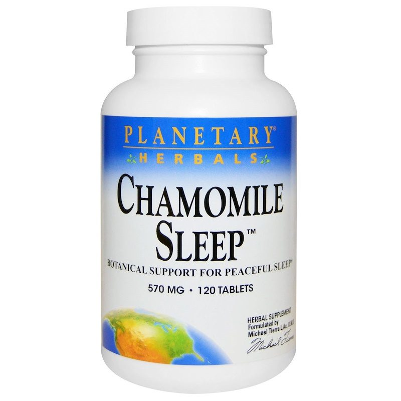 Chamomile Sleep 570mg 120 Tablets