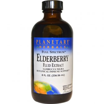 Elderberry Fluid Extract Full Spectrum 8 Fl. Oz.