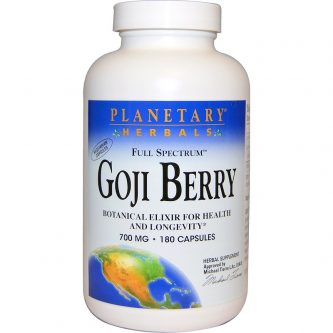 Goji Berry 700mg 180 Capsules