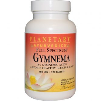 Gymnema Full Spectrum 450mg 120 Tablets
