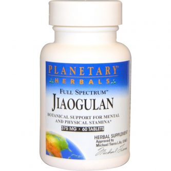 Jiaogulan Full Spectrum 375mg 60 Tablets