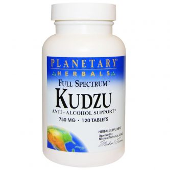 Kudzu Full Spectrum 750mg 120 Tablets