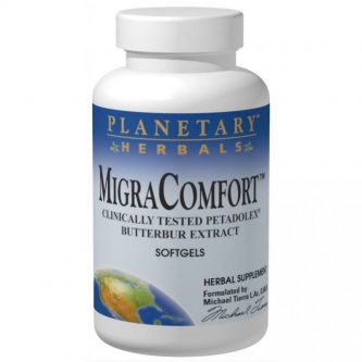 MigraComfort 50mg 60 Softgels