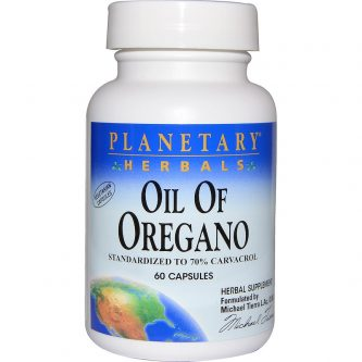 Oil of Oregano 70 Percent 60 Capsules