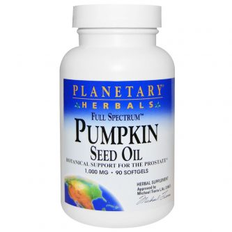 Pumpkin Seed Oil Full Specrum 1000mg 90 Softgels