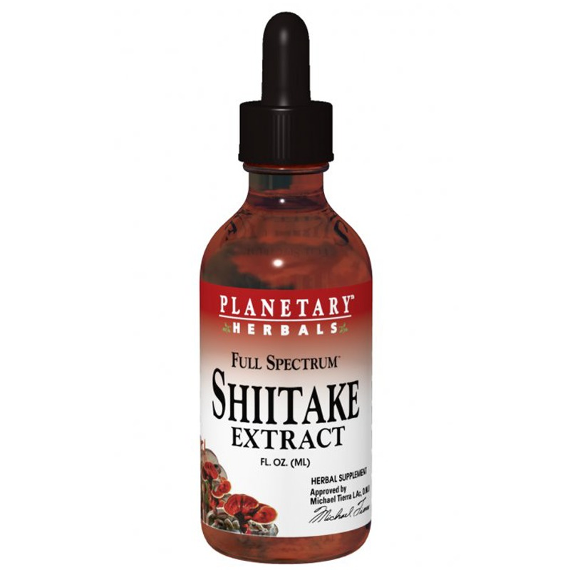 Shiitake Full Spectrum Extract Fluid