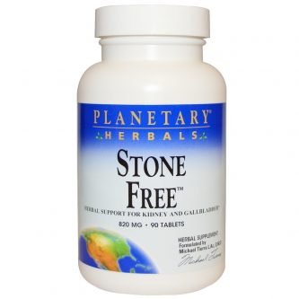 Stone Free 820mg 90 Tablets