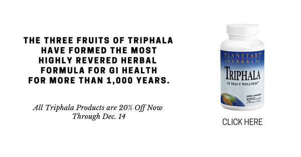 Triphala on sale