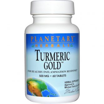Turmeric Gold 500mg 60 Tablets