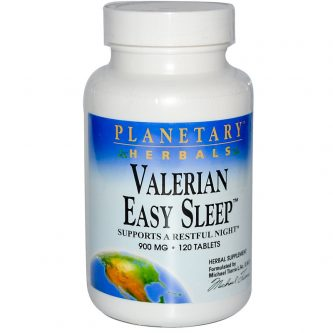 Valerian Easy Sleep 900mg 120 Tablets