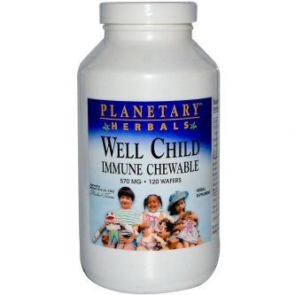 Well Child Immune Chewable 570mg 120 Wafers
