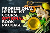 Professional Herbalist Course OPTIONAL Book Package