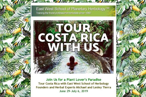 Tour Costa Rica with Us