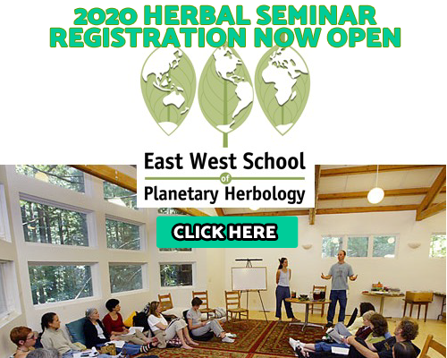2020 Herbal Seminar Registration Now Open