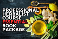 Professional Herbalist Course Essential Book Package
