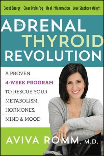 The Adrenal Revolution Book by Dr. Aviva Romm