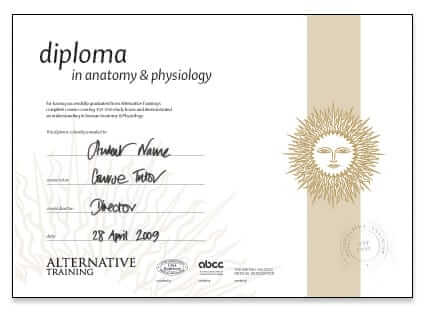 The Anatomy & Physiology Course Diploma