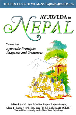 Ayurveda in Nepal Book