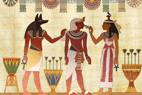 Egyptians used Canabis