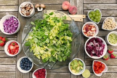 Fruits, Vegetables and Mushrooms