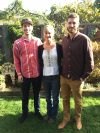 Jill with Sons Beau and Justin