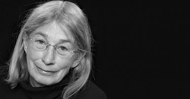 Poet Mary Oliver