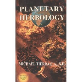 Planaetary Herbology by Michael Tierra