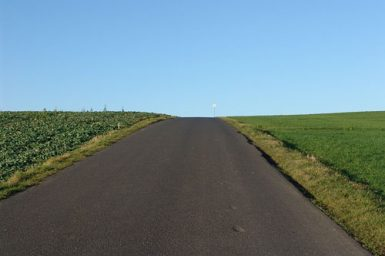 A road to nothing