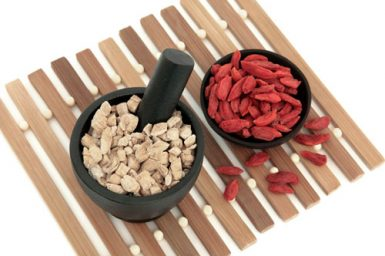 Wolfberry and Ginseng